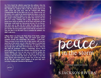 full jacket peace w- spine