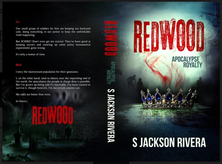 full jacket Redwood